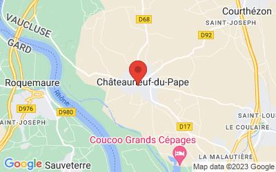 3 Chemin du Bois de la ville, 84230 Châteauneuf-du-Pape, France