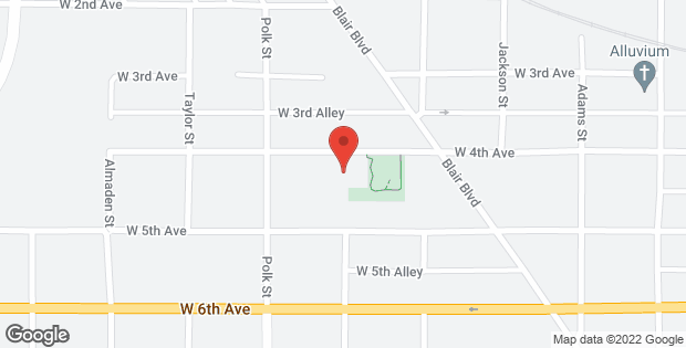 1210 W 4TH AVE Eugene OR 97402