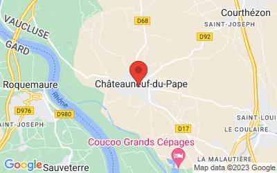 21 Rue Commandant Lemaître, 84230 Châteauneuf-du-Pape, France