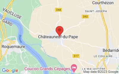 3 avenue Baron le Roy, 84230 Châteauneuf-du-Pape
