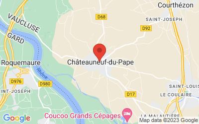 25 Rue Joseph Ducos, 84230 Châteauneuf-du-Pape, France