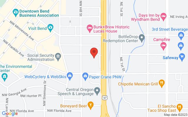 static image of 29 Northwest Greeley Avenue, Bend, Oregon