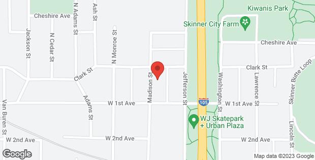 41 MADISON ST Eugene OR 97402