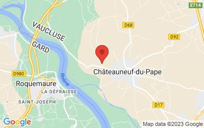 500 Chemin de la Gardine, 84230 Châteauneuf-du-Pape, France