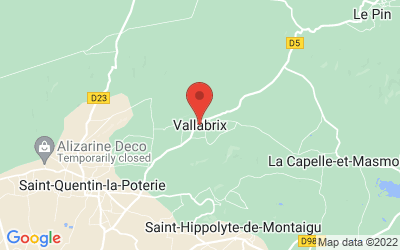 30700 Vallabrix, France