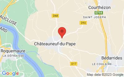 16  Route de Courthézon B.P. 29 84230 CHATEAUNEUF DU PAPE cedex
