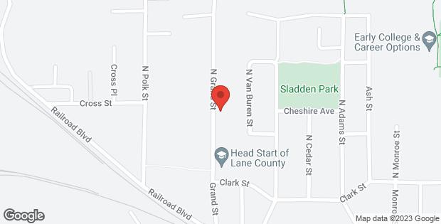 151 N GRAND ST Eugene OR 97402