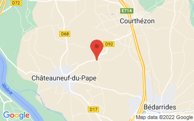 26 Route de Courthézon, 84230 Châteauneuf-du-Pape, France