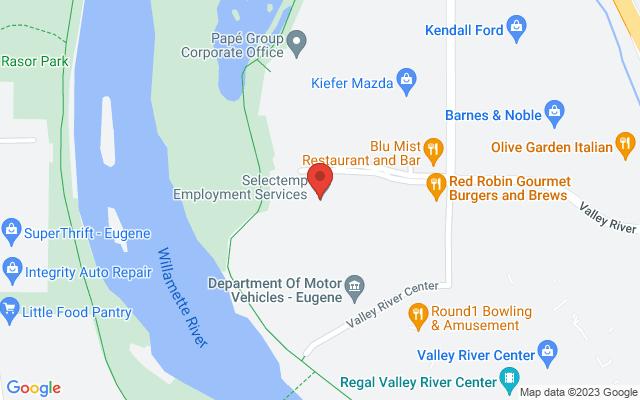 static image of 1600 Valley River Drive, Suite 100, Eugene, Oregon