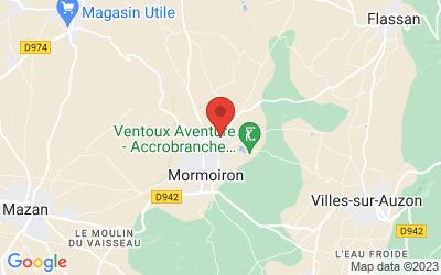 BP 6 Route de Flassan 84570 MORMOIRON