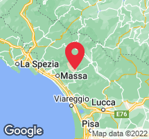 Map for 44.07354,10.273156