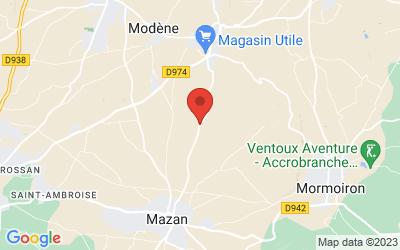 2589, La Venue Saint Pierre De Vassols, 84380 Mazan