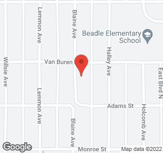 822 Blaine Ave