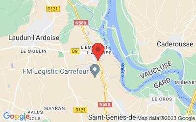 448 Rn 580, 30126 Saint Laurent Des Arbres