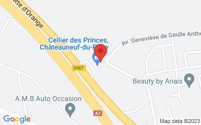 758 Route d'Orange, 84350 Courthézon, France