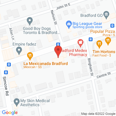 Body In Balance Physiotherapy Static Google Map