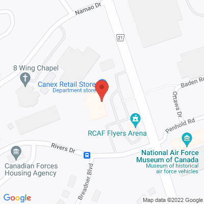Trenton Physiotherapy – pt Health Static Google Map