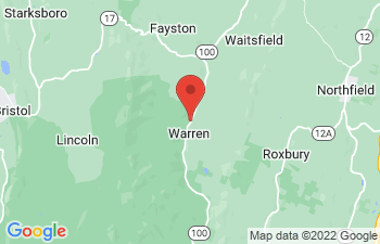 Map of Warren