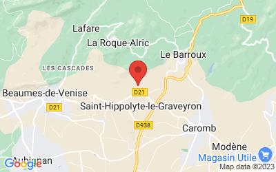 394 Chemin du Long Serre, 84330 Saint-Hippolyte-le-Graveyron, France