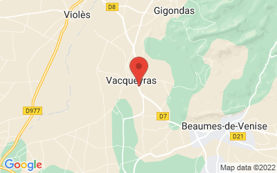 253 Route De Carpentras, 84190 Vacqueyras