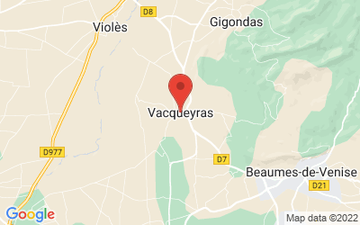 84190 Vacqueyras, France