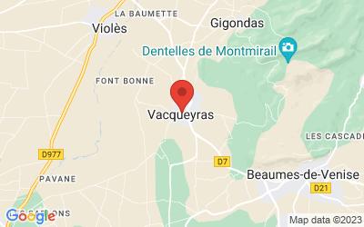 157, Cours Stassart, 84190 Vacqueyras