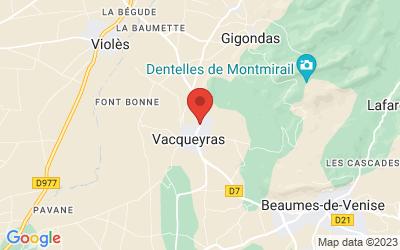 589 Route de Vaison, 84150 Gigondas