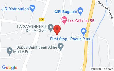 Rue de Lamargue, 30200 Bagnols-sur-Cèze, France