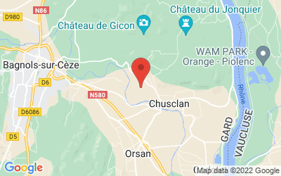 896, Chemin De Force Male - Le Sablas, 30200 Chusclan