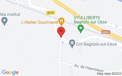 Av De La Roquette D121, 30200 Bagnols Sur Ceze