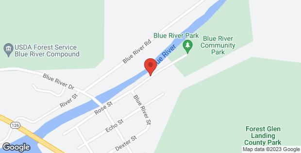 51724 ROSE ST Blue River OR 97413