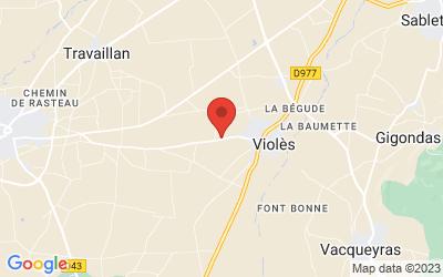 1008, Route D'orange, 84150 ViolÈs
