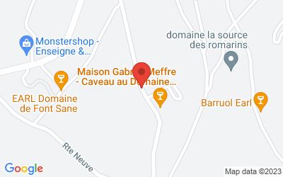 Route de Sablet, 84190 Gigondas, France