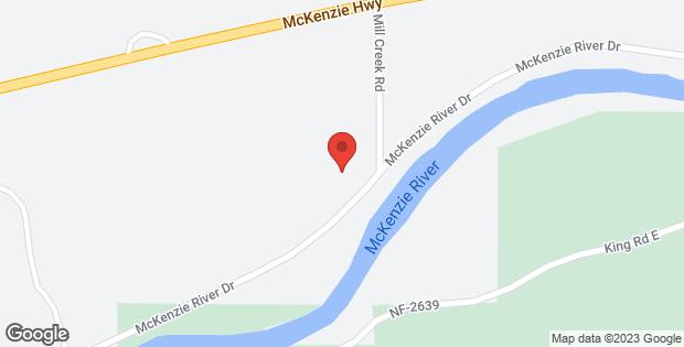 54871 MCKENZIE RIVER DR Blue River OR 97413