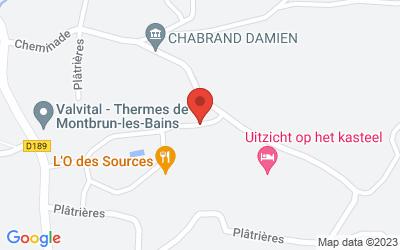 Plâtrières, 26570 Montbrun-les-Bains, France
