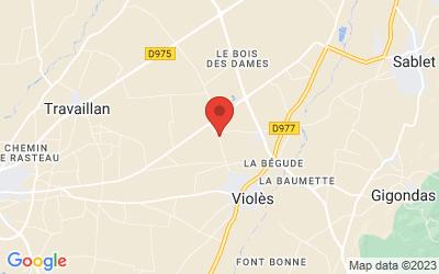 1542 Route Du Plan De Dieu, 84150 Violes