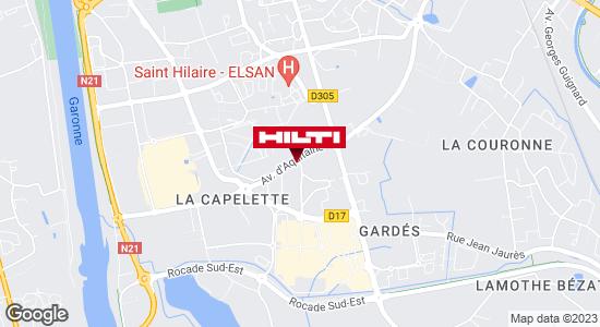 Hilti Store - Agen / Boé (ZAC de Trenque)