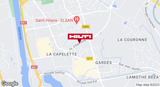 Hilti Store - Pau / Lons
