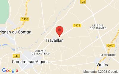 1720 Route De Vaison, 84290 Cairanne