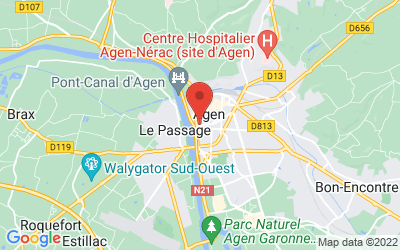 1 Rue Louis Vivent, 47000 Agen, France