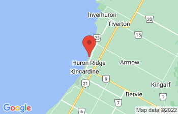 Map of Kincardine
