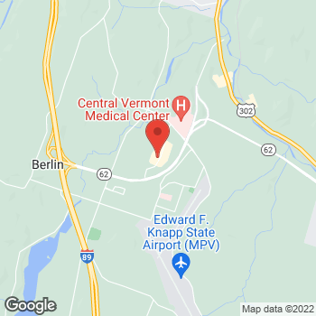 Map of Verizon Authorized Retailer, TCC at 282 Berlin Mall Road, Berlin, VT 05602
