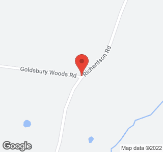 0 Goldsbury Woods Road