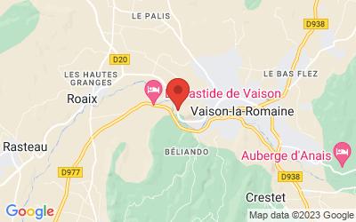 Route de Roaix, 84110 Villedieu, Provence-Alpes-Cote D'Azur, France
