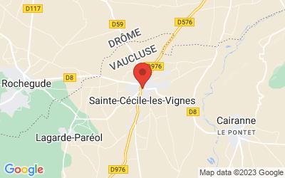 84290 Sainte-Cécile-les-Vignes, France
