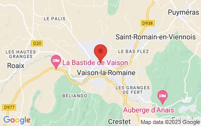 95, Chemin De Saumelongue, 84110 Vaison La Romaine