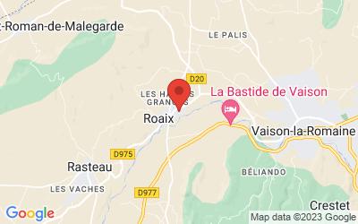 99, Impasse Di Caneu, 84110 Roaix