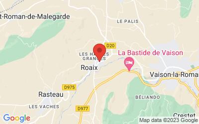 1360, Route D'orange, 84110 Rasteau
