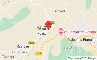 2302, Route D'orange, 84110 Rasteau
