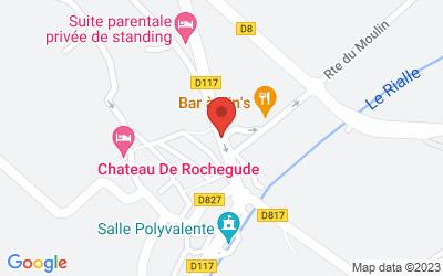 Avenue des Côtes du Rhône, 26790 Rochegude, France